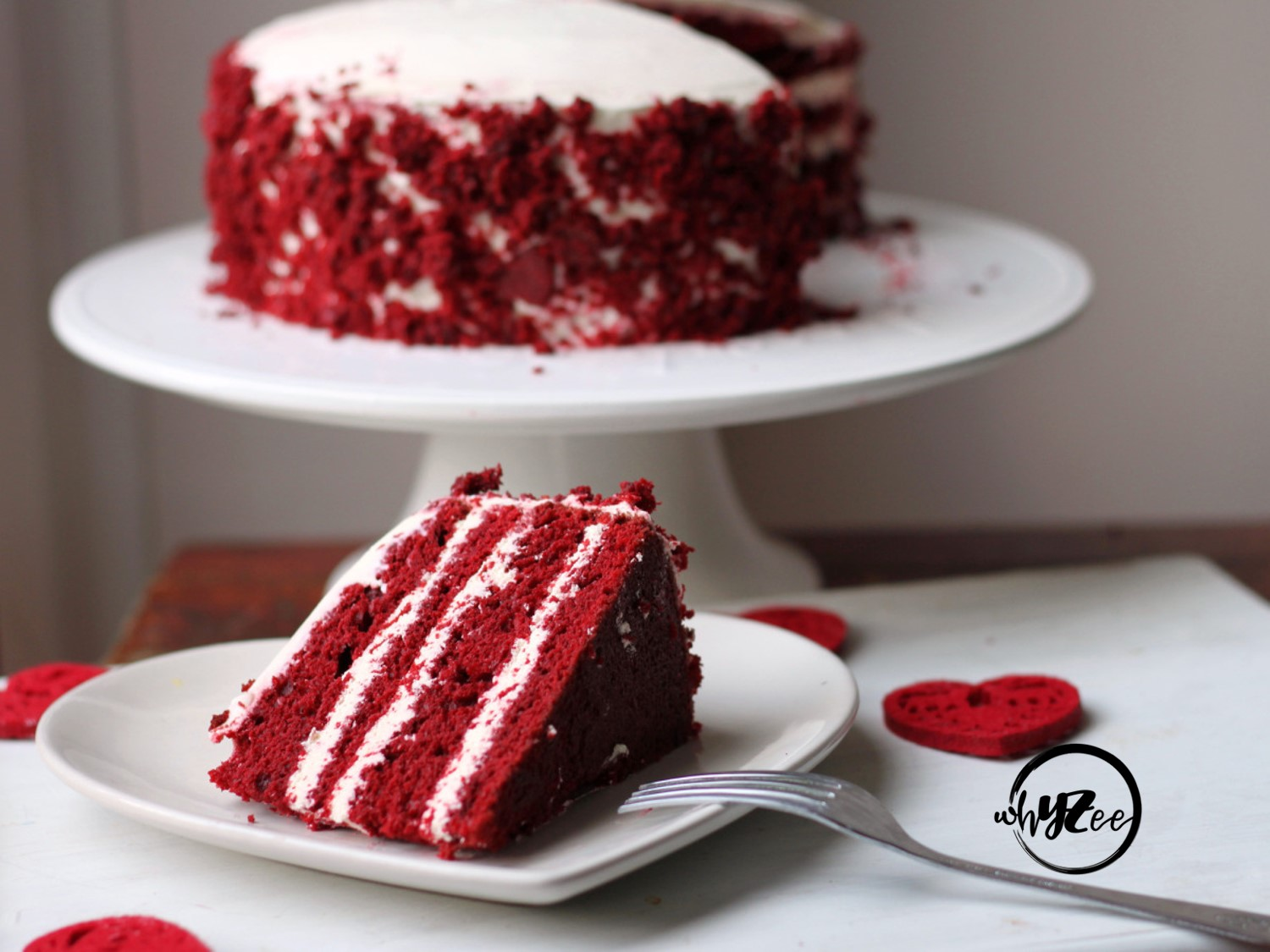 Red Velvet Cake - Whyzee Birthday Cake Delivery