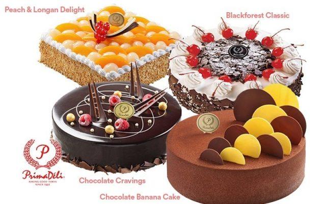 PrimaDeli Cakes