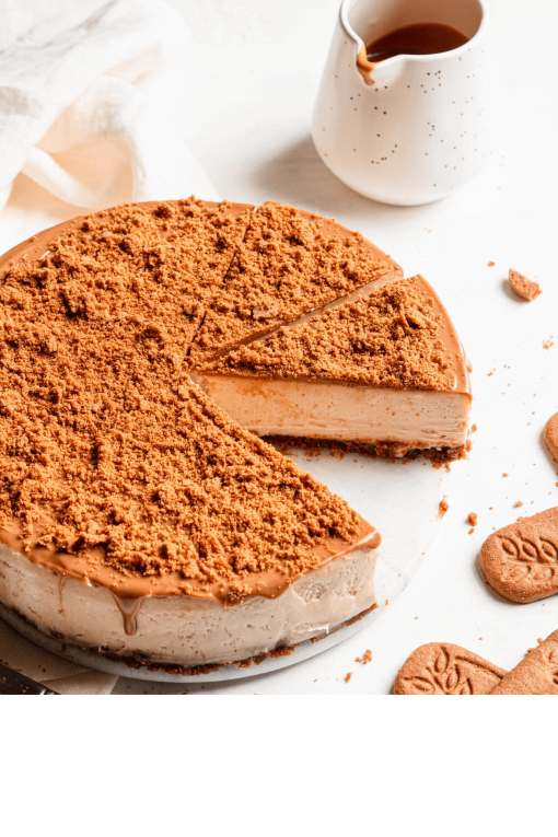 speculoos cheese cake - Whyzee Birthday Cake Delivery