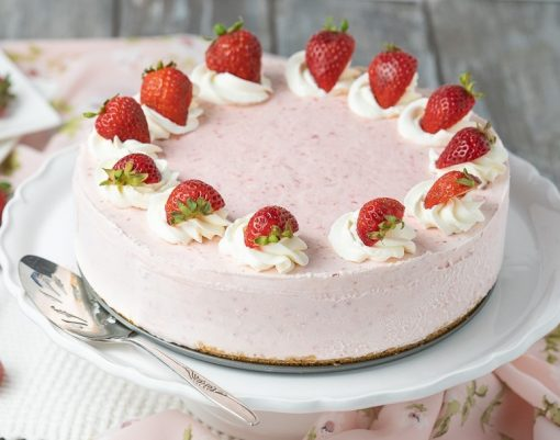 Strawberry Shortcake - Whyzee Cake Delivery