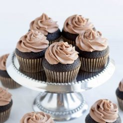 Chocolate Banana Cupcakes - Whyzee Birthday Cake Delivery