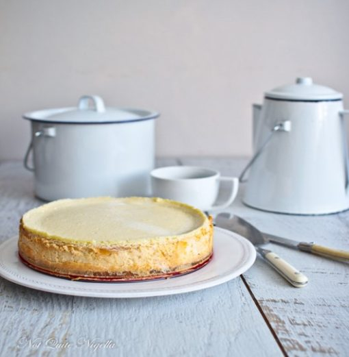 Premium New York Cheesecake - Whyzee Birthday Cake Delivery